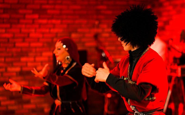 Dance Group Tiflis
