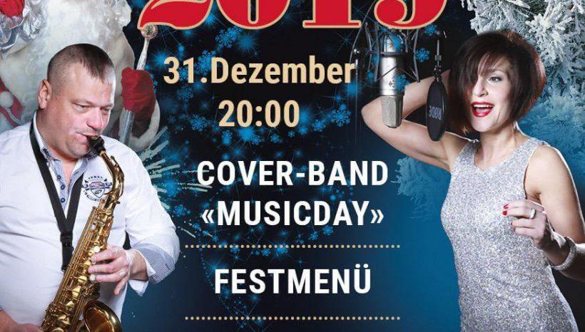 31. Dezember: Silvesternacht 2019